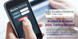 Now you can transfer funds between your FHCU accounts and other financial institutions. Keep reading to learn how.