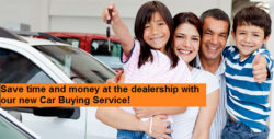 Save time and money at the dealership with our new Car Buying Service!
