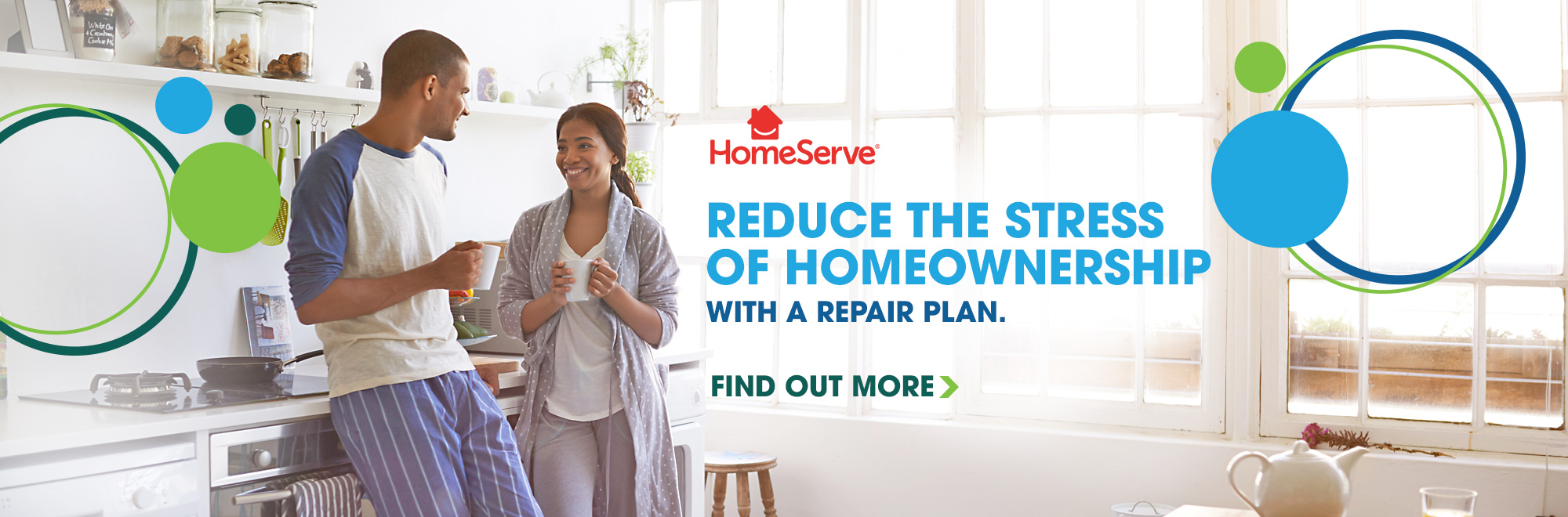 Find out more about how you can reduce the stress of home ownership with a repair loan.