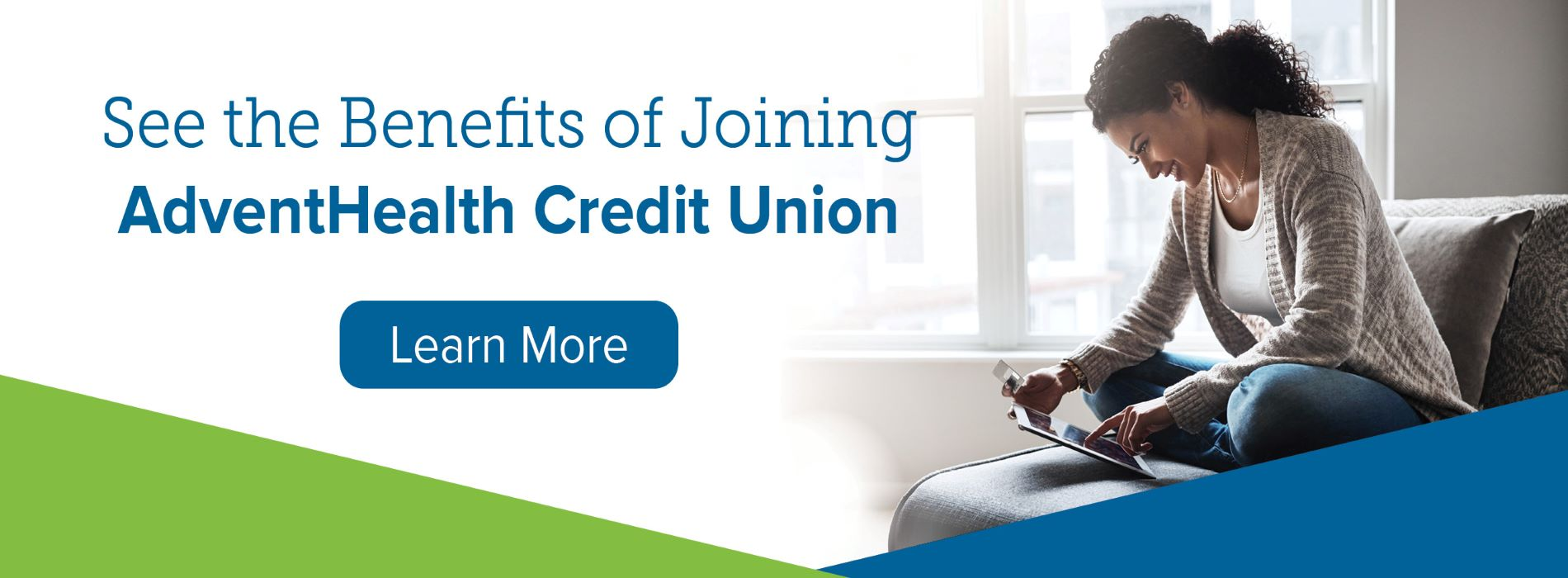 Learn more about the benefits of joining Adventhealth Credit Union